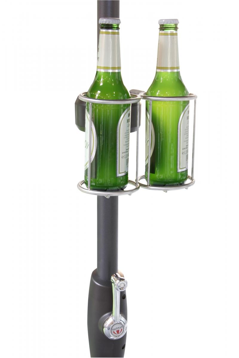 Držák na nápoje pro slunečník Doppler Grillmeister 200 x 250 cm