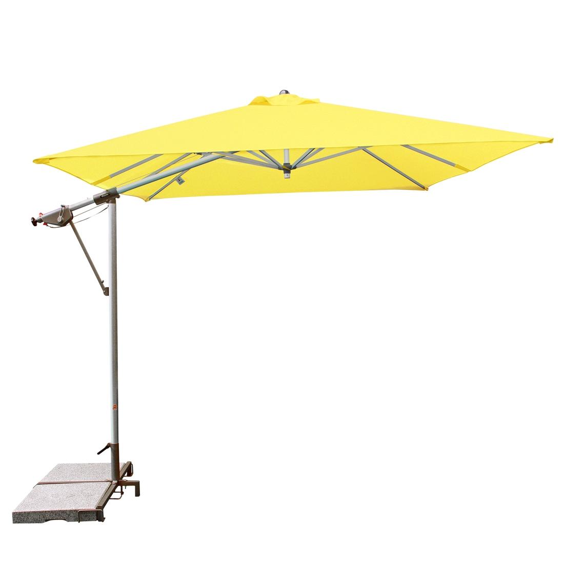 Slunečník Doppler Sunline 300 x 220 cm - Žlutá