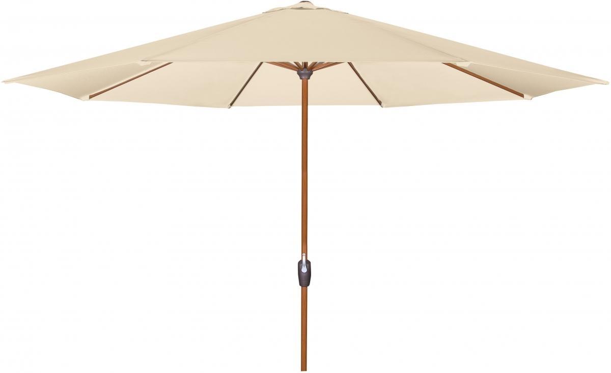 Slunečník Doppler Basic Lift Wood 350