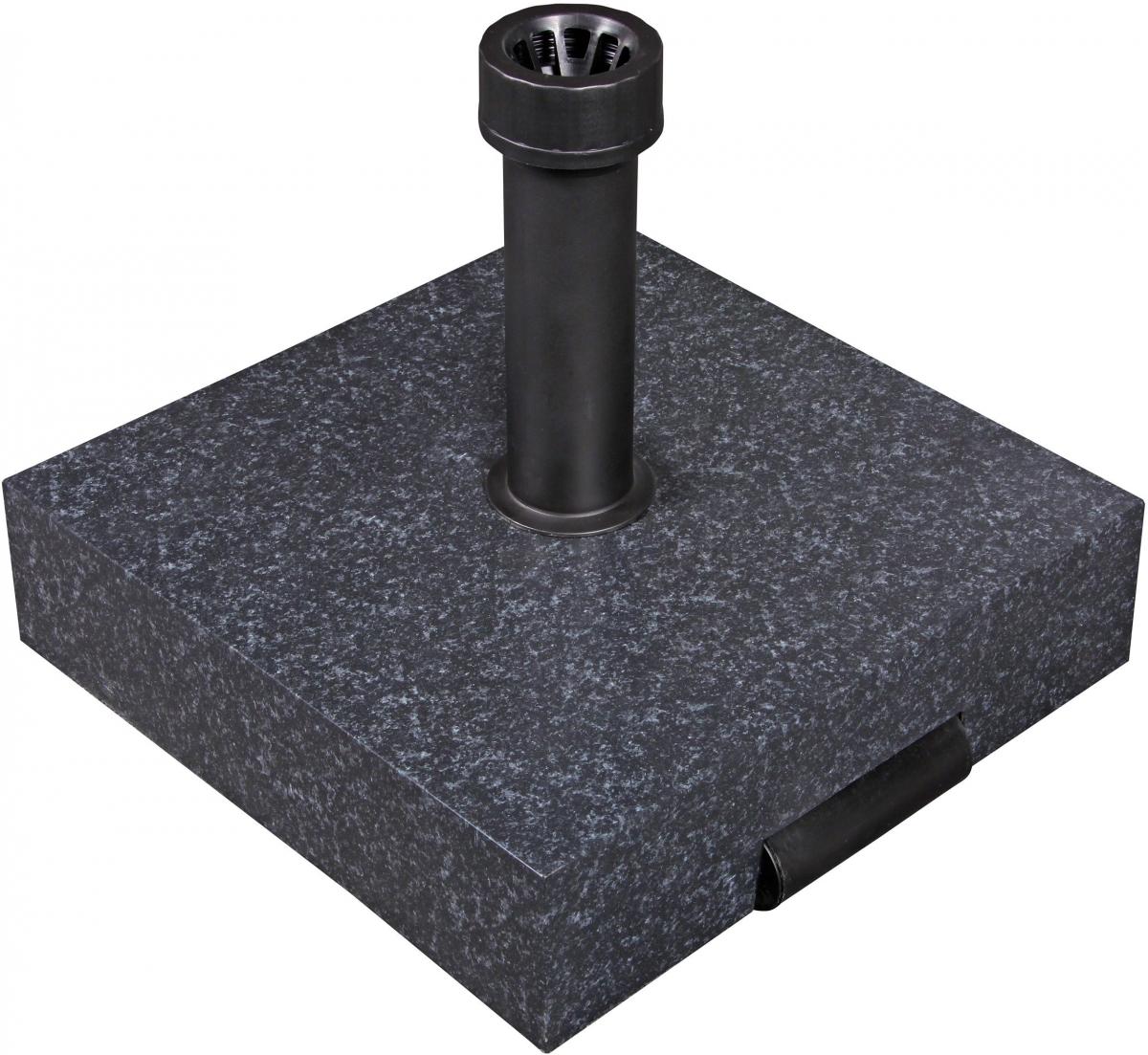 Profi betonový stojan s kolečky pro slunečníky Doppler, 40 kg