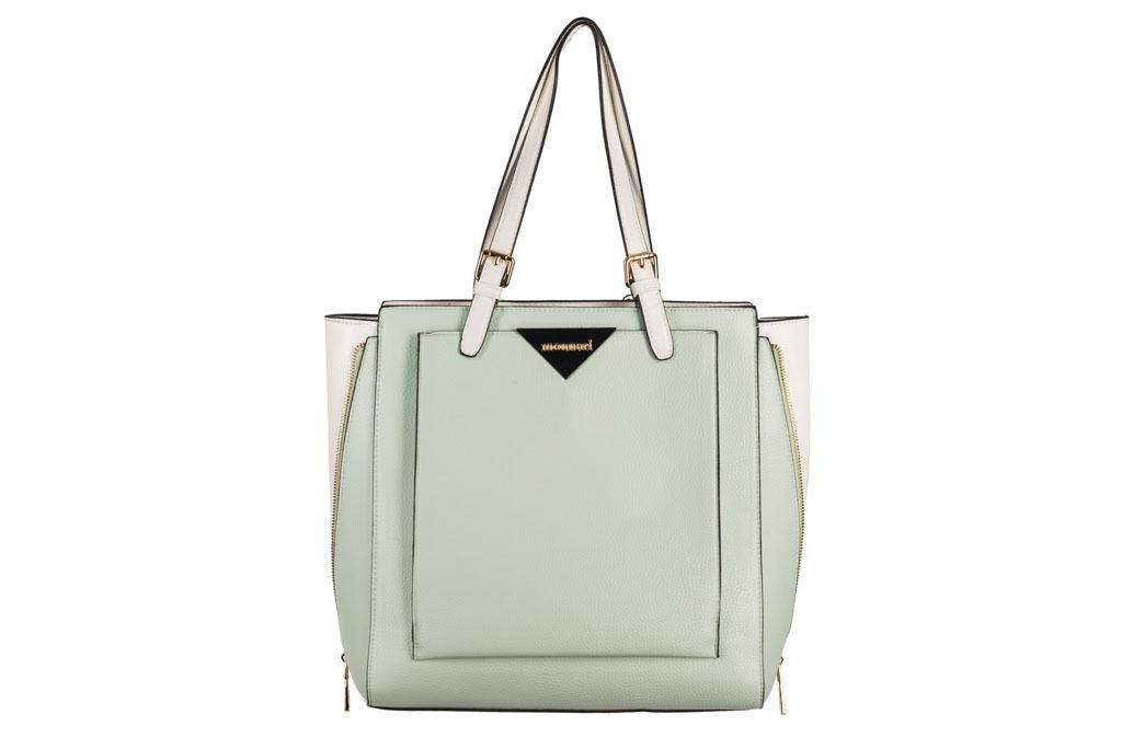 Dámská shopper kabelka Monnari 0231, mátově zelená