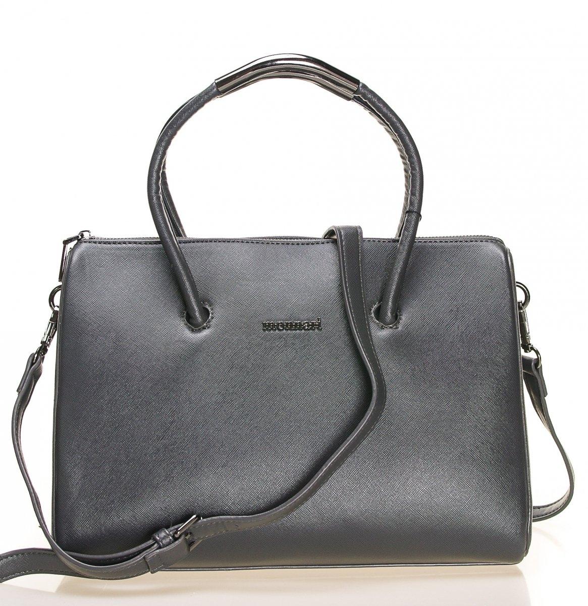Dámská kabelka Monnari A490, grafitová