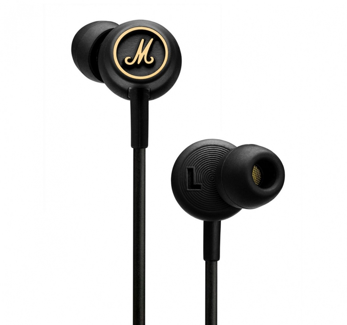 Sluchátka Marshall Mode EQ Stereo Headset Black/Gold