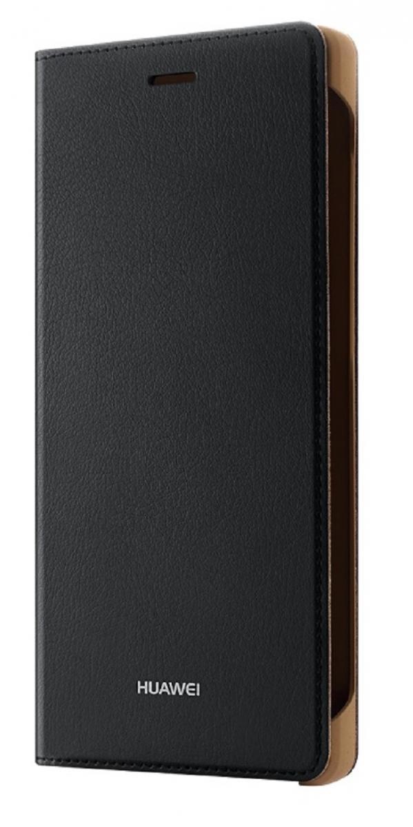 Originální pouzdro Huawei Folio pro P8 Lite, černé