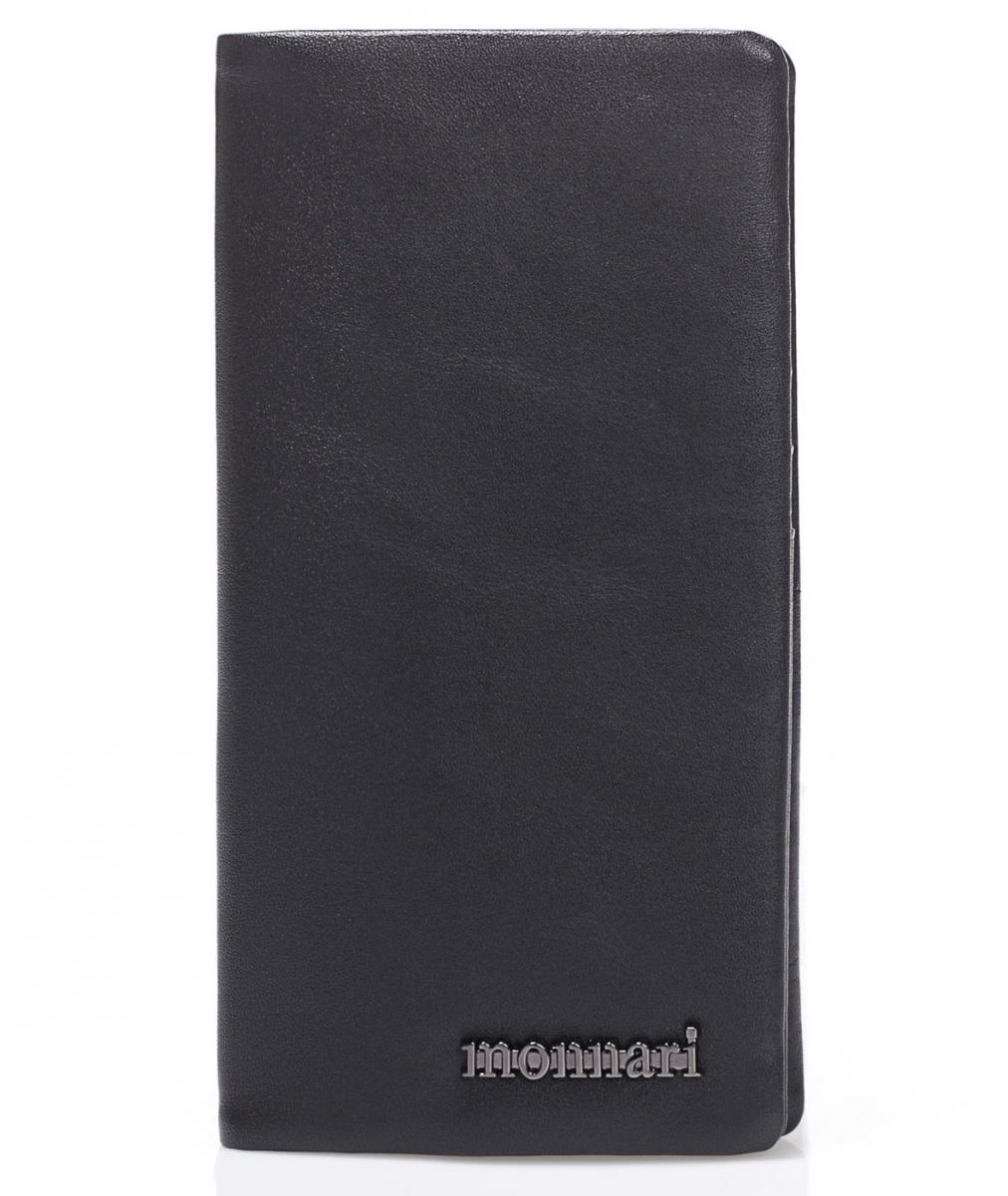 Dámská peněženka z pravé kůže Monnari 0250, černá