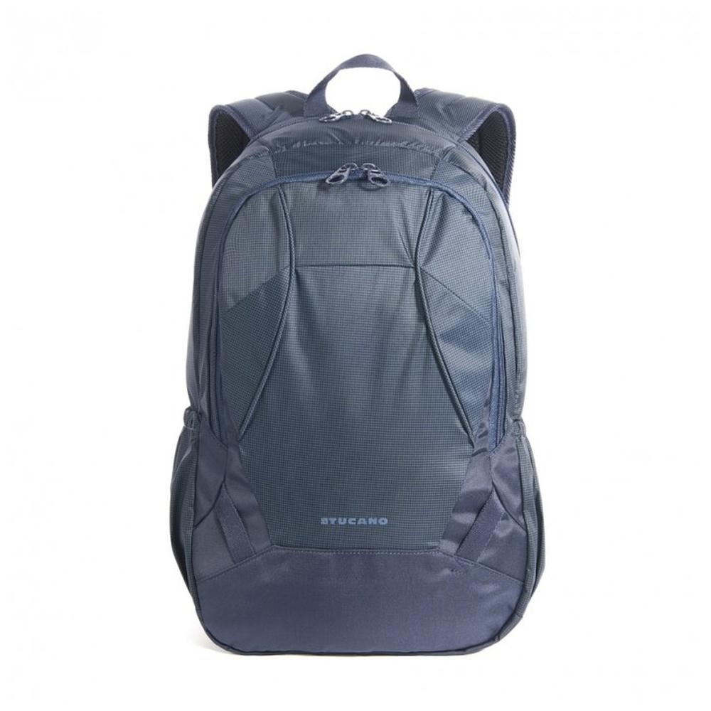 """Batoh TUCANO DOPPIO pro notebook do 15"""", modrý BKDOP-B"""