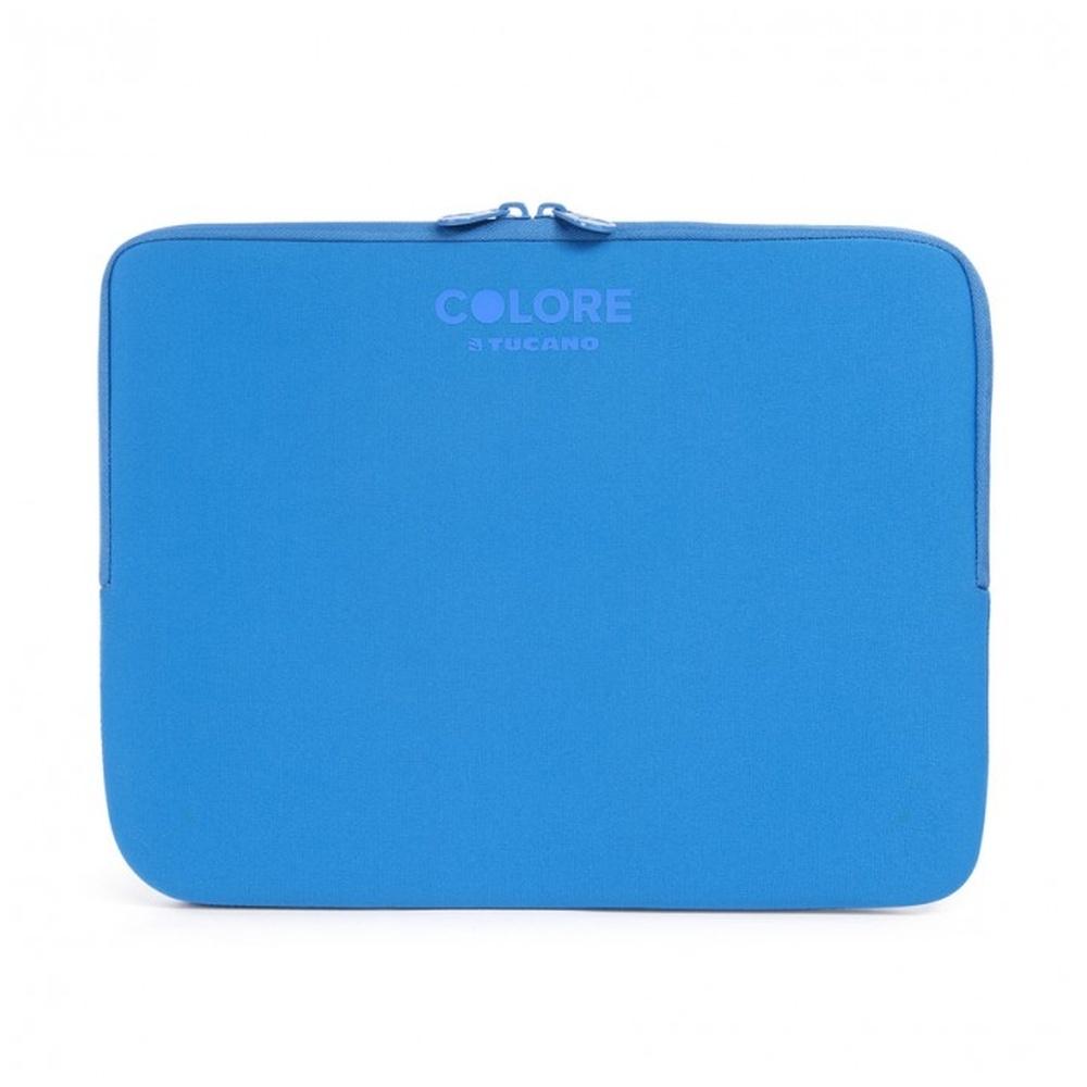"""Neoprenový obal TUCANO COLORE, pro notebooky a ultrabooky do 15,6"""", Anti-Slip Systém®, modrý BFC1516-B"""