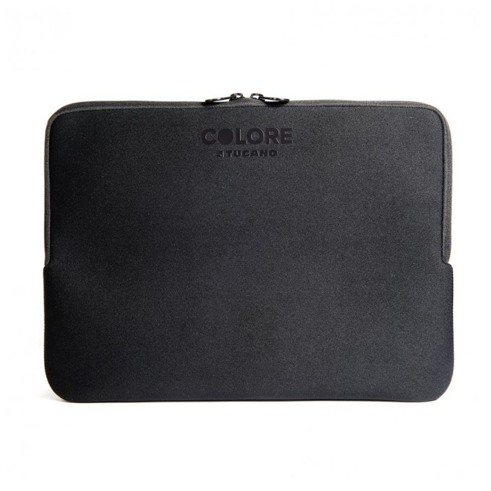 "Neoprenový obal TUCANO COLORE, pro notebooky a ultrabooky do 15,6"", Anti-Slip Systém®, černý BFC1516"