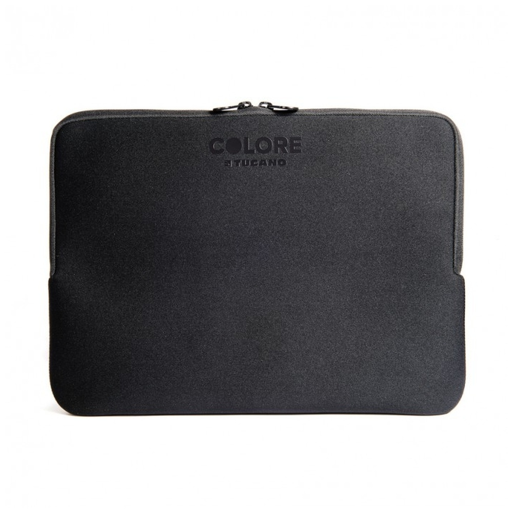 "Neoprenový obal TUCANO COLORE, pro notebooky a ultrabooky do 14"", Anti-Slip Systém®, černý BFC1314"
