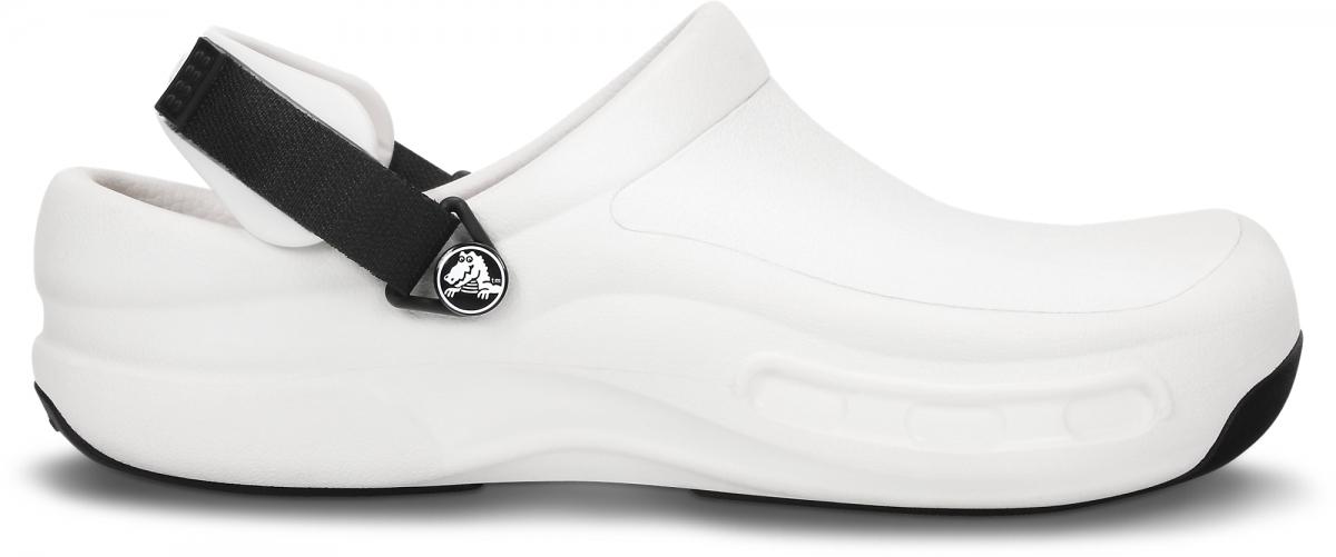 Crocs Bistro Pro Clog - White, M11 (45-46)