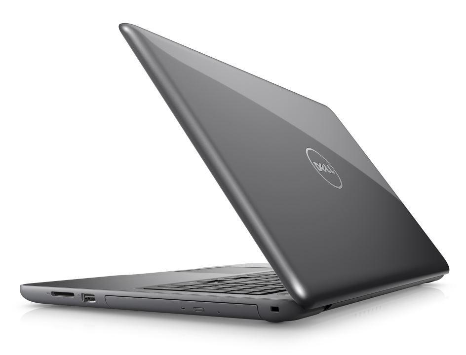 """Dell Inspiron 5567 15"""" HD i3-6006U/4G/1TB/M440-2G/MCR/HDMI/USB/RJ45/DVD/W10/2RNBD/Šedý N-5567-N2-311S"""