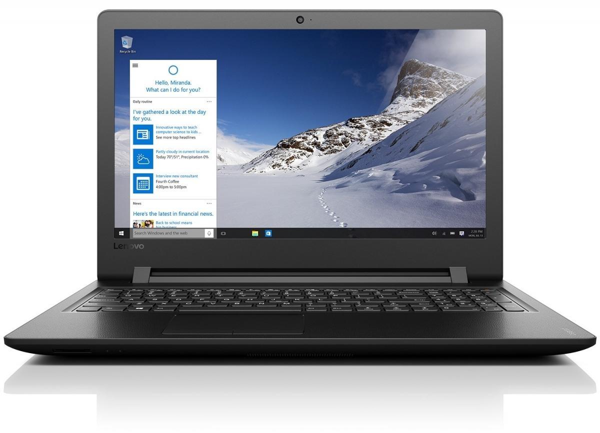 """Trhák Lenovo IdeaPad 110 15.6""""HD/4405U/500GB/4G/INT/W10 80UD001GCK"""