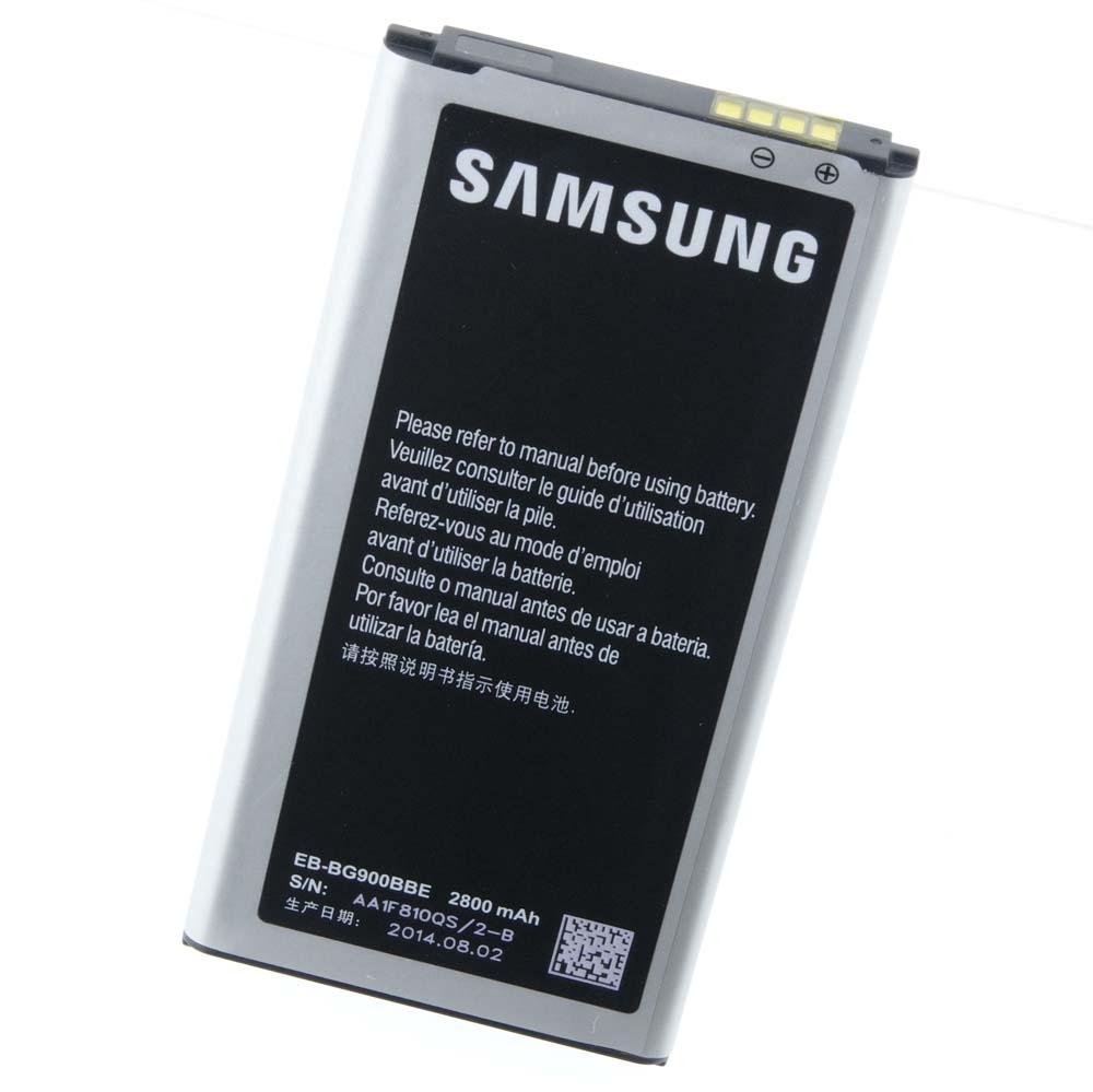 EB-BG900BBE Samsung Baterie Li-Ion 2800mAh (Bulk) - originální EB-BG900BBE