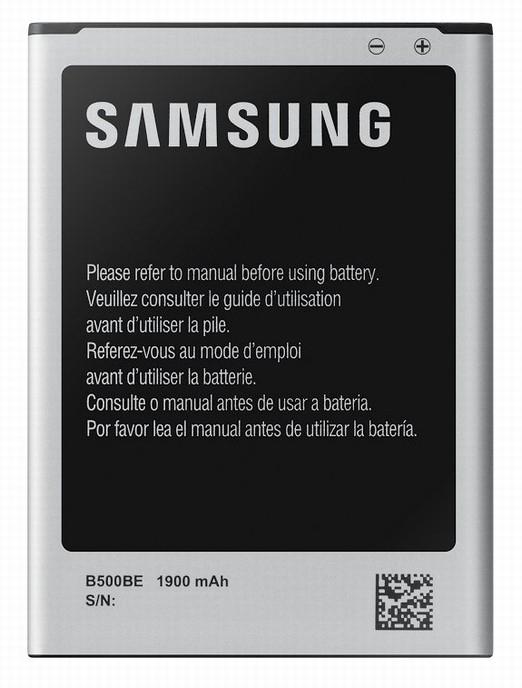 EB-B500BBE Samsung baterie Li-Ion 1900mAh (EU Blister) - originální EB-B500BBE