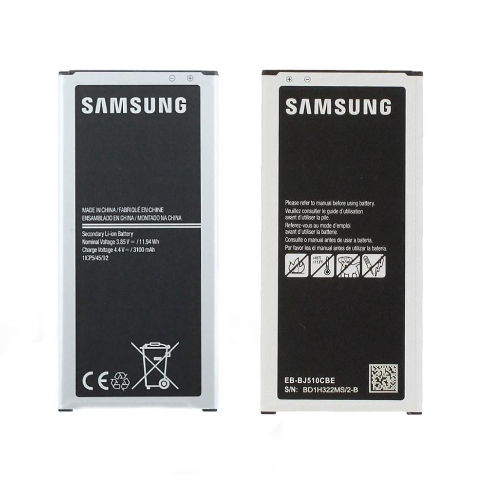 EB-BJ510CBE Samsung Baterie 3100mAh Li-Ion (Bulk) - originální EB-BJ510CBE