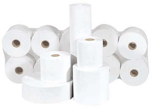 Pokladní kotouček 76/60/17 pro jehličkový tisk, účtenka + 1 kopie (bílá kopie)
