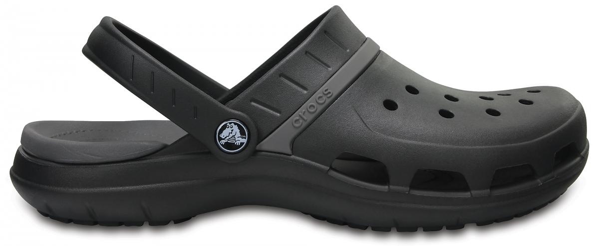 Crocs MODI Sport Clog - Black/Graphite, M5/W7 (37-38)