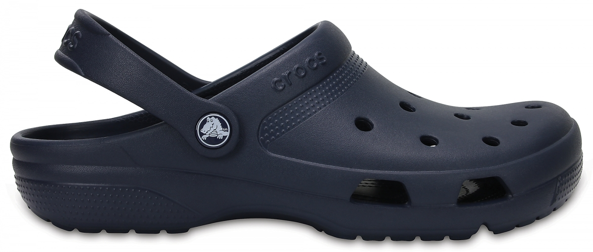 Crocs Coast Clog - Navy, M6/W8 (38-39)