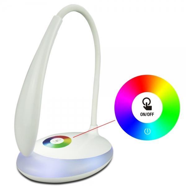 LED stolní lampička IMMAX S11-A 08919L
