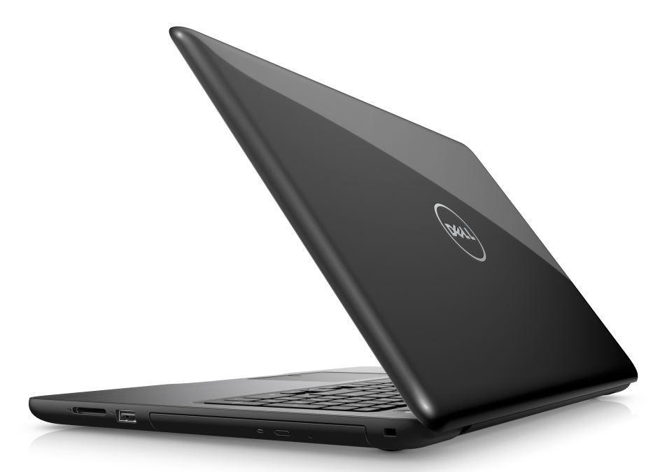 "Trhák Dell Inspiron 5567 15"" FHD i5-7200U/8G/256GB SSD/R7 M445-4G/MCR/HDMI/USB/RJ45/DVD/W10/2RNBD/Černý N-5567-N2-516K"