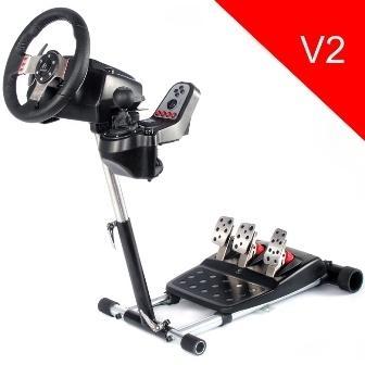 Wheel Stand Pro DELUXE V2, stojan na volant a pedály pro Logitech G25/G27/G29/G920 G27