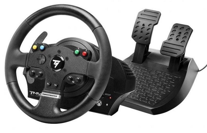 Thrustmaster Sada volantu a pedálů TMX FORCE FEEDBACK pro Xbox One a PC (4460136) 4460136