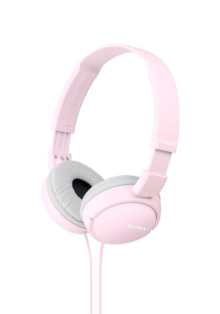Sluchátka SONY MDR-ZX110 - růžová MDRZX110P.AE