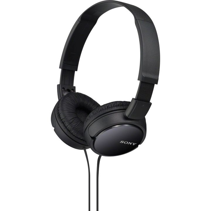 Sluchátka SONY MDR-ZX110 - černá MDRZX110B.AE