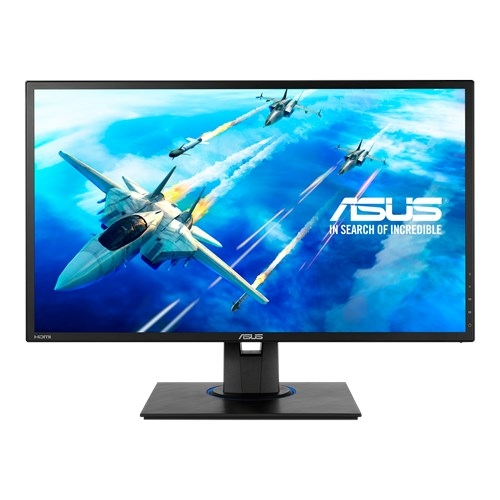 "24"" LED ASUS VG245HE Gaming - Full HD, 16:9, HDMI, VGA, FreeSync, repro. + ECHELON PAD 90LM02V3-B01370"