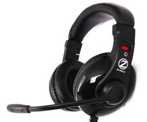 Zalman ZM-HPS200 , herní sluchátka ZM-HPS200