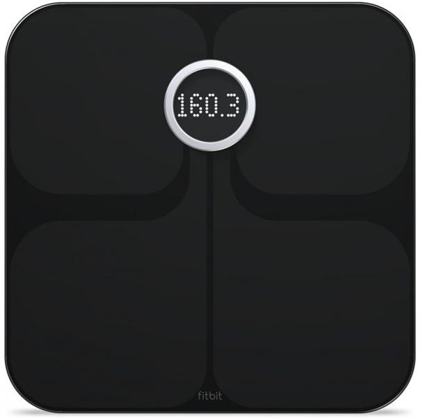 Inteligentní tělesná váha Fitbit Aria, - černá FB201B - EU