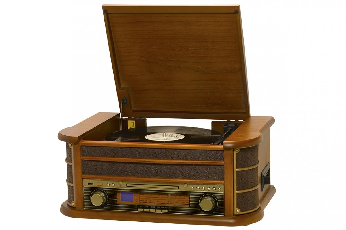 Retro rádio s gramofonem Orava RR-65 8586016722768