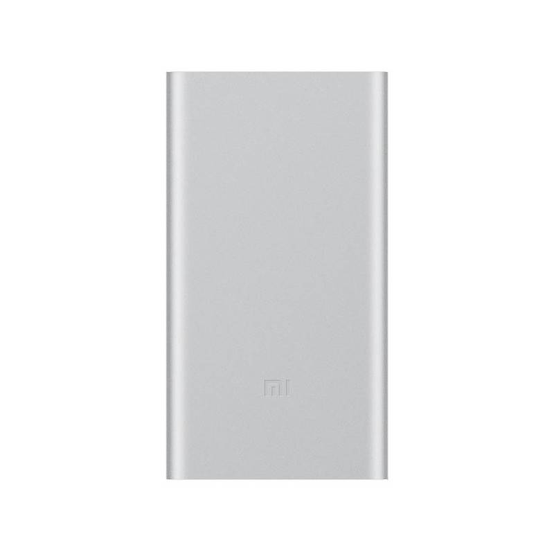 Xiaomi Power Bank Portable 2, 10000 mAh, white/silver