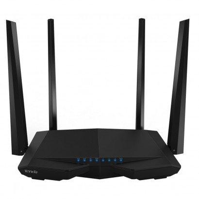 Tenda AC6 Wireless AC Router 1200Mb/s, VPN server/klient, WISP, Universal Repeater, 4x5dBi antény AC6