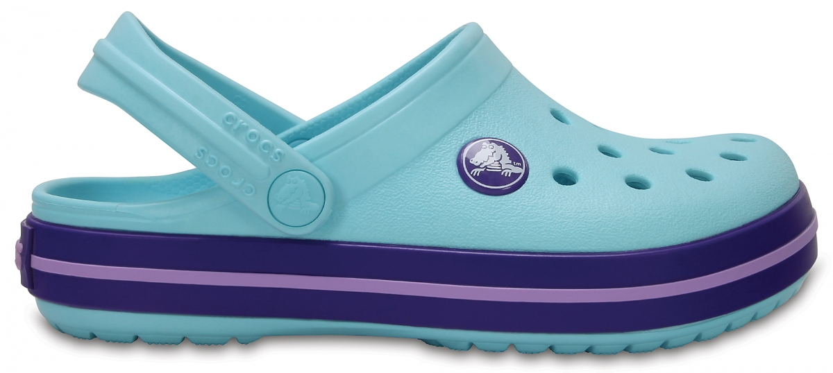 Crocs Crocband Kids - Ice Blue, C11 (28-29)