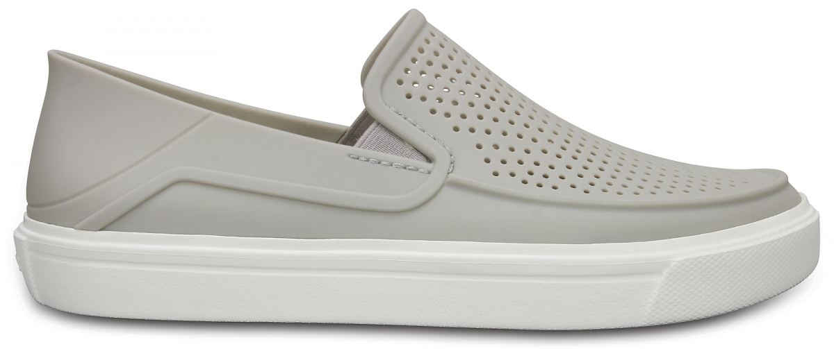 Crocs CitiLane Roka Slip-on Women - Pearl White, W8 (38-39)