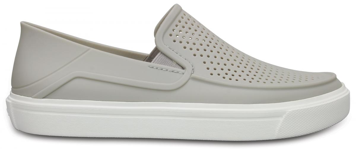 Crocs CitiLane Roka Slip-on Women - Pearl White, W6 (36-37)