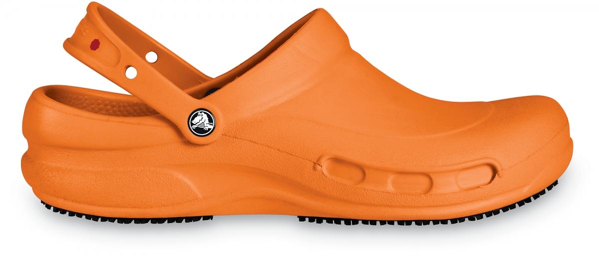 Crocs Bistro Mario Batali Edition - Orange, M10/W12 (43-44)
