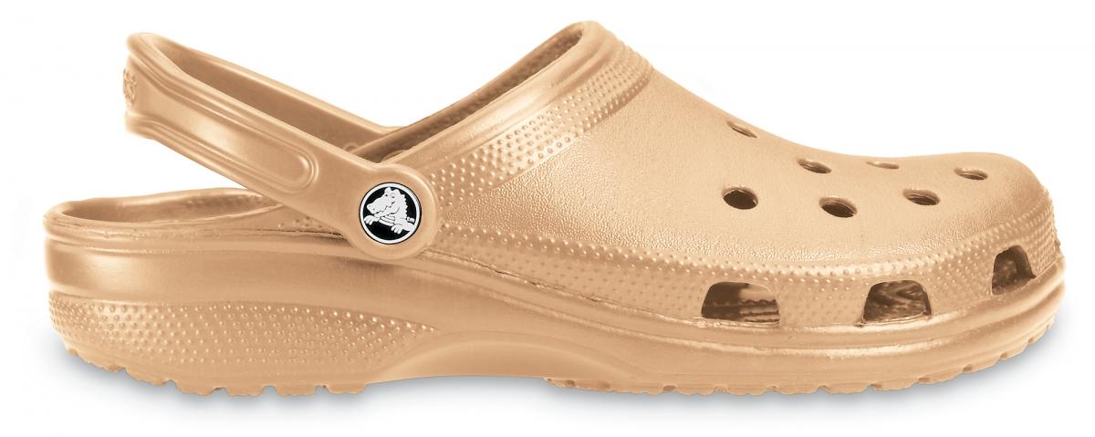 Crocs Classic - Gold, M4/W6 (36-37)