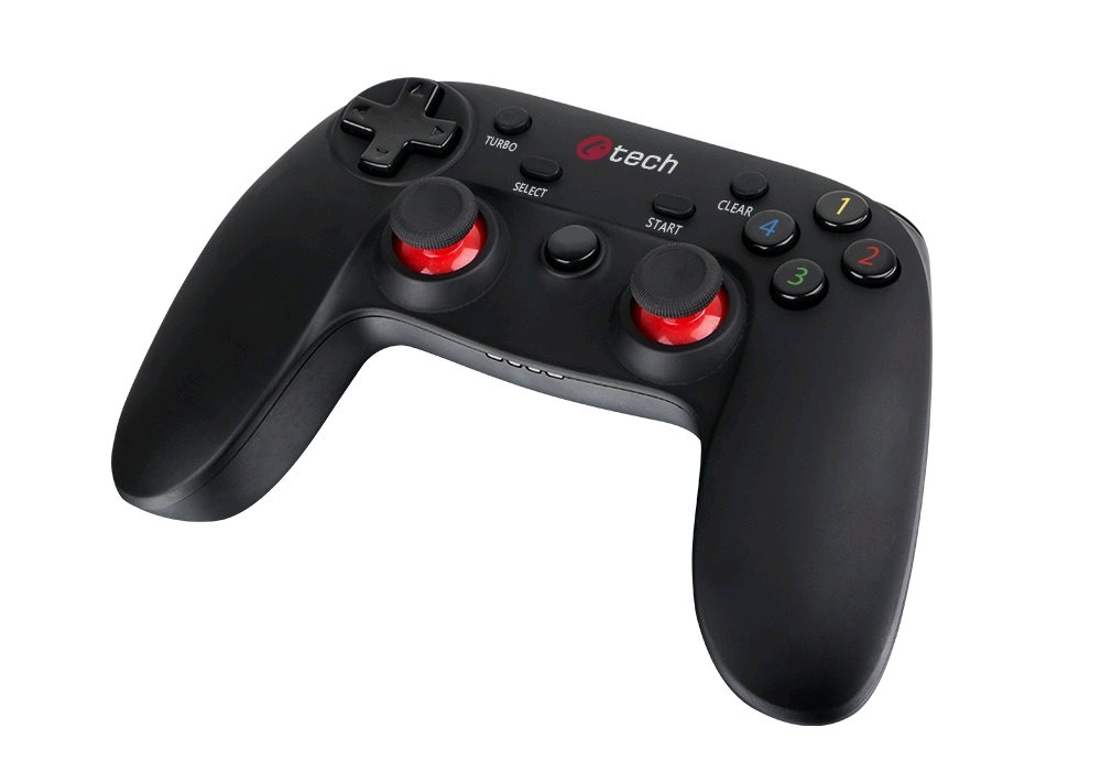 C-TECH Gamepad Lycaon pro PC/PS3/Android GP-11