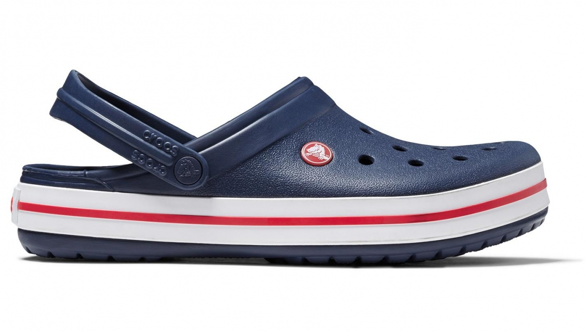 Crocs Crocband Kids - Navy/Red, J3 (34-35)