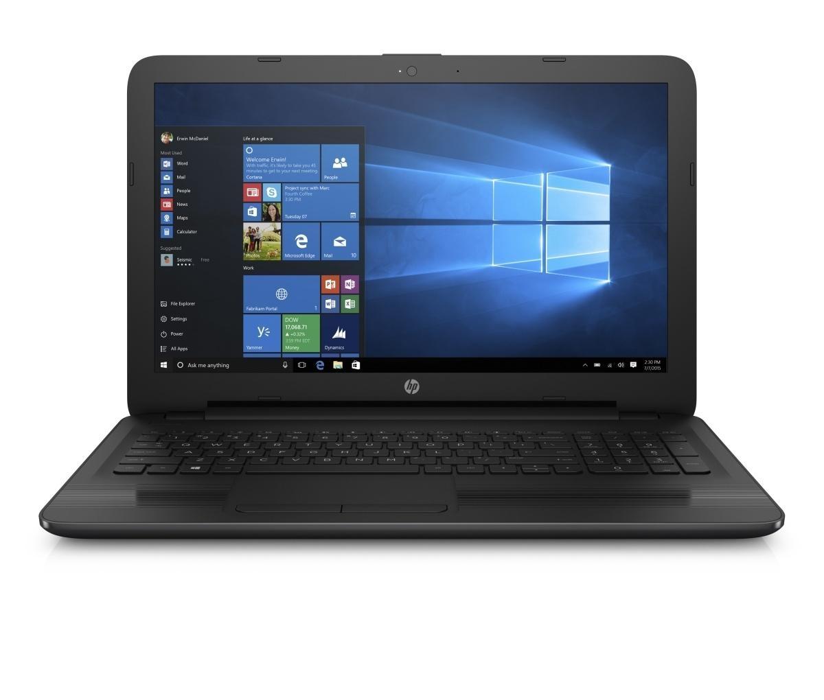 HP 255 G5 15.6 HD/E2-7110/4GB/500/DVD/Dos W4M80EA#BCM