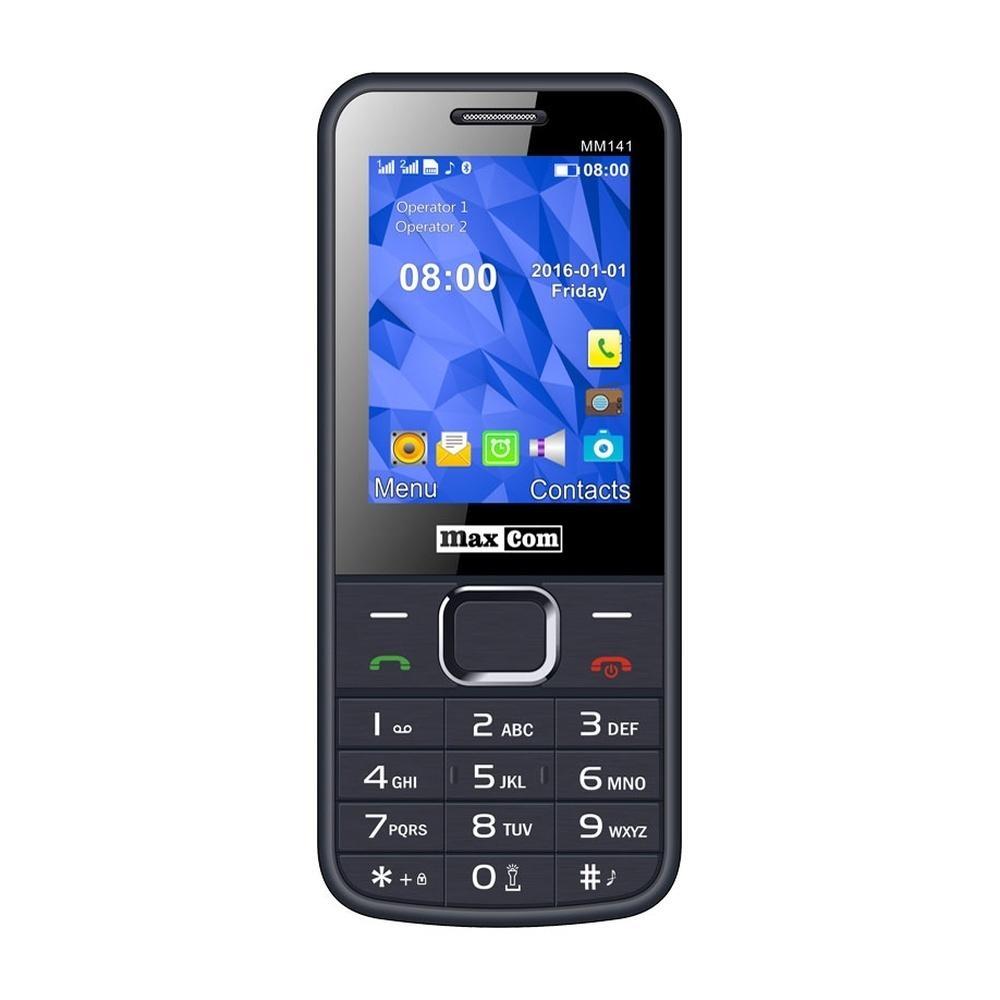 Mobilní telefon Maxcom MM141, DualSIM, šedý MM141