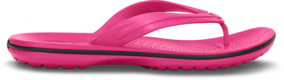 Crocs Crocband Flip - Candy Pink, M5/W7 (37-38)