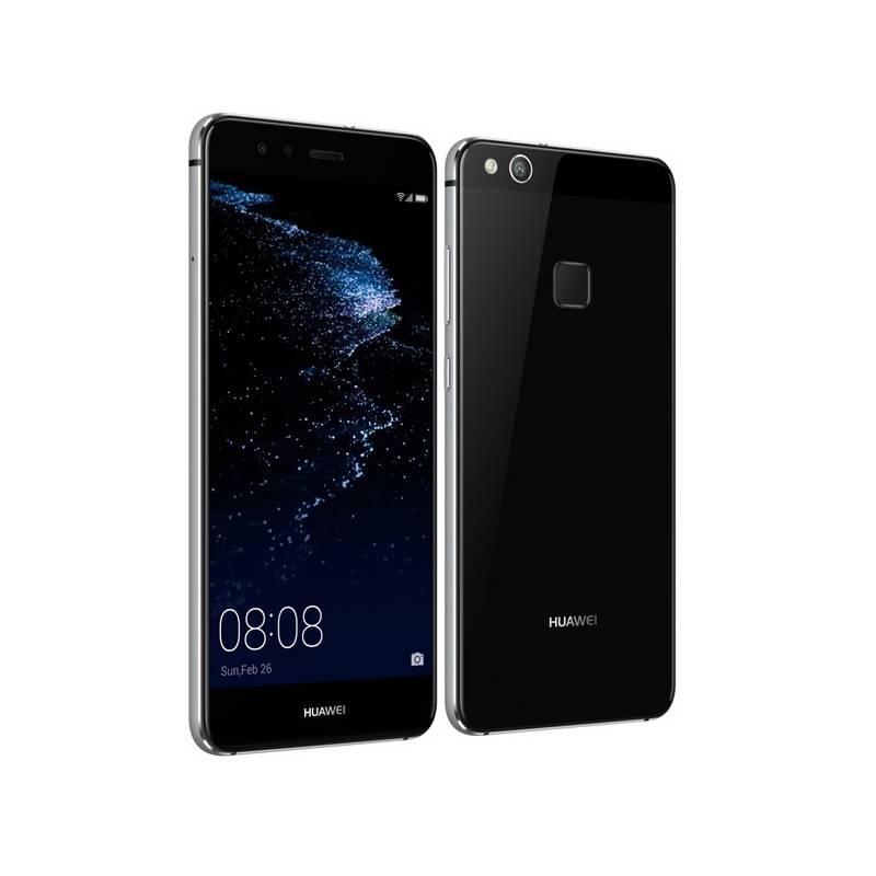 Huawei P10 Lite DS Black - černý SP-P10LITEDSBOM