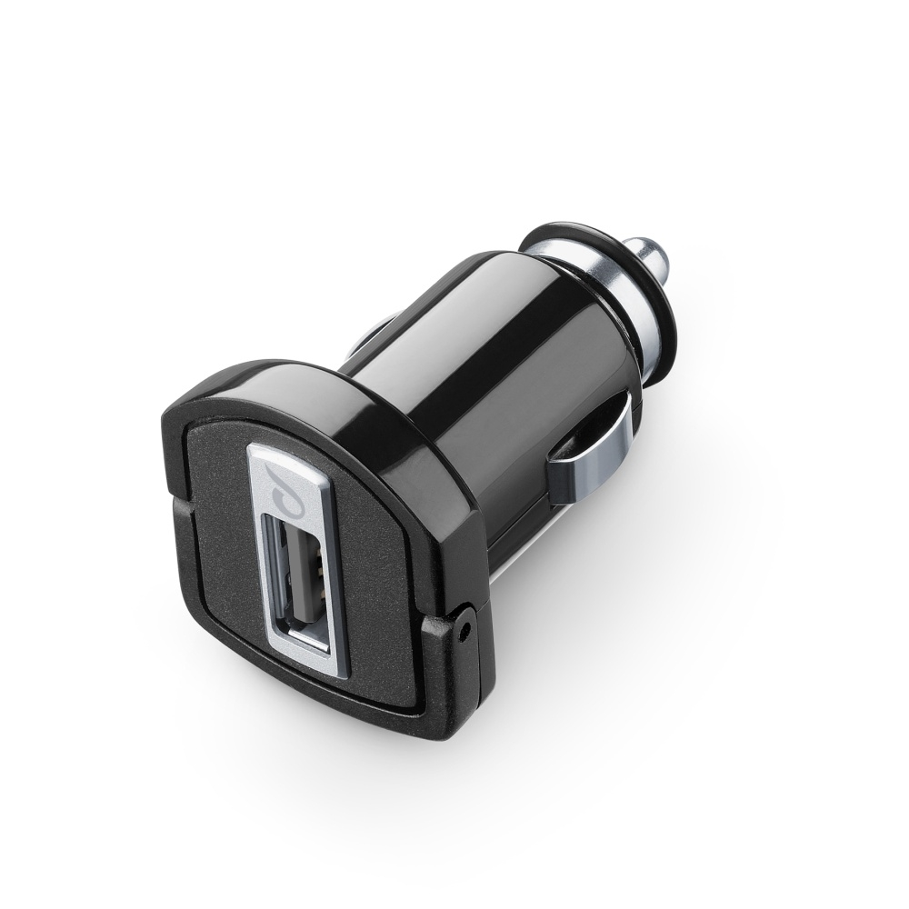 Autonabíječka CELLULARLINE Ultra, 1xUSB, 10W/2A, černá MICROCBRUSB2AK