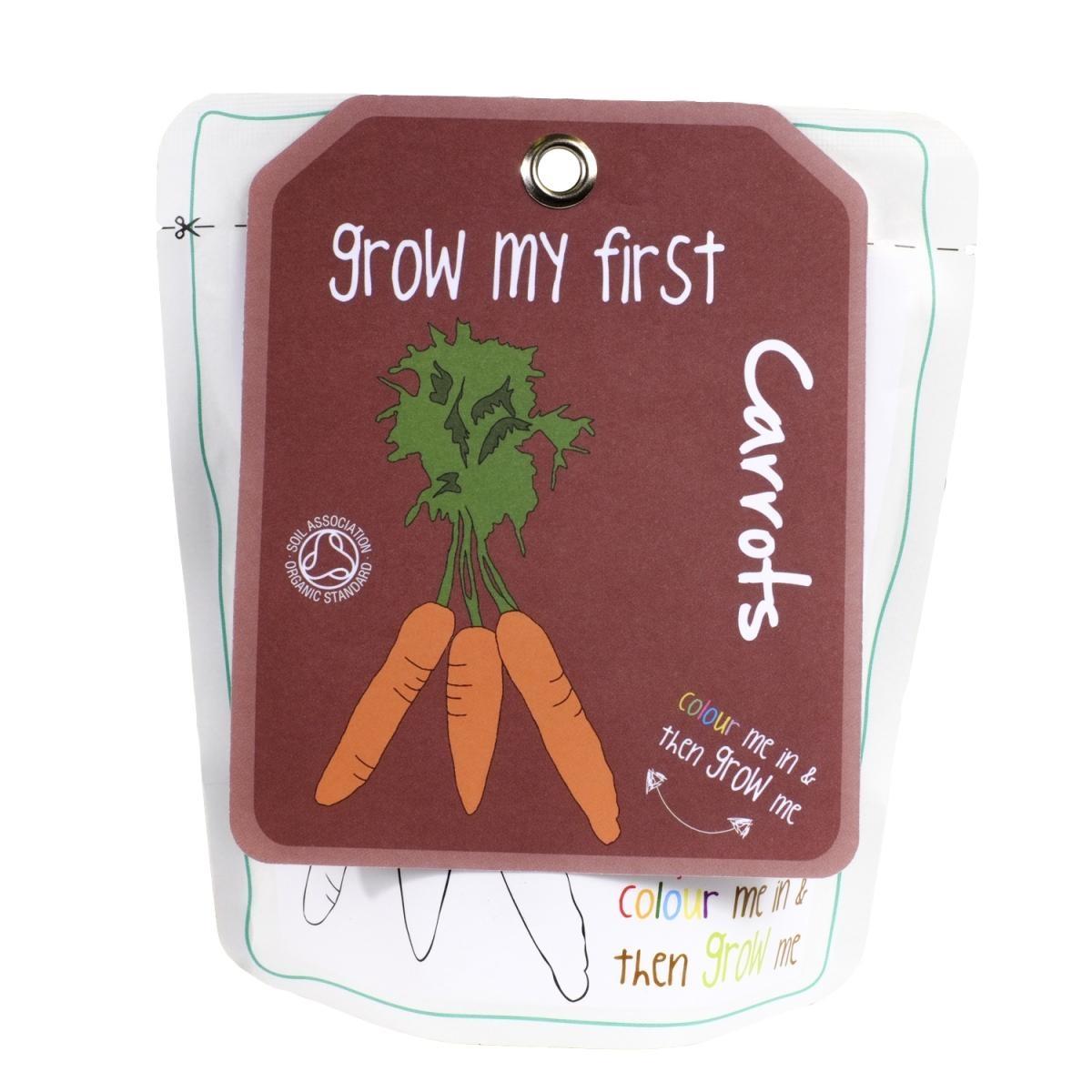 Domácí zahrádka Canova Grow My First - mrkev