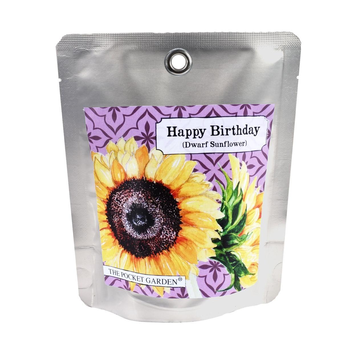 Domácí zahrádka Canova Pocket Garden - trpasličí slunečnice