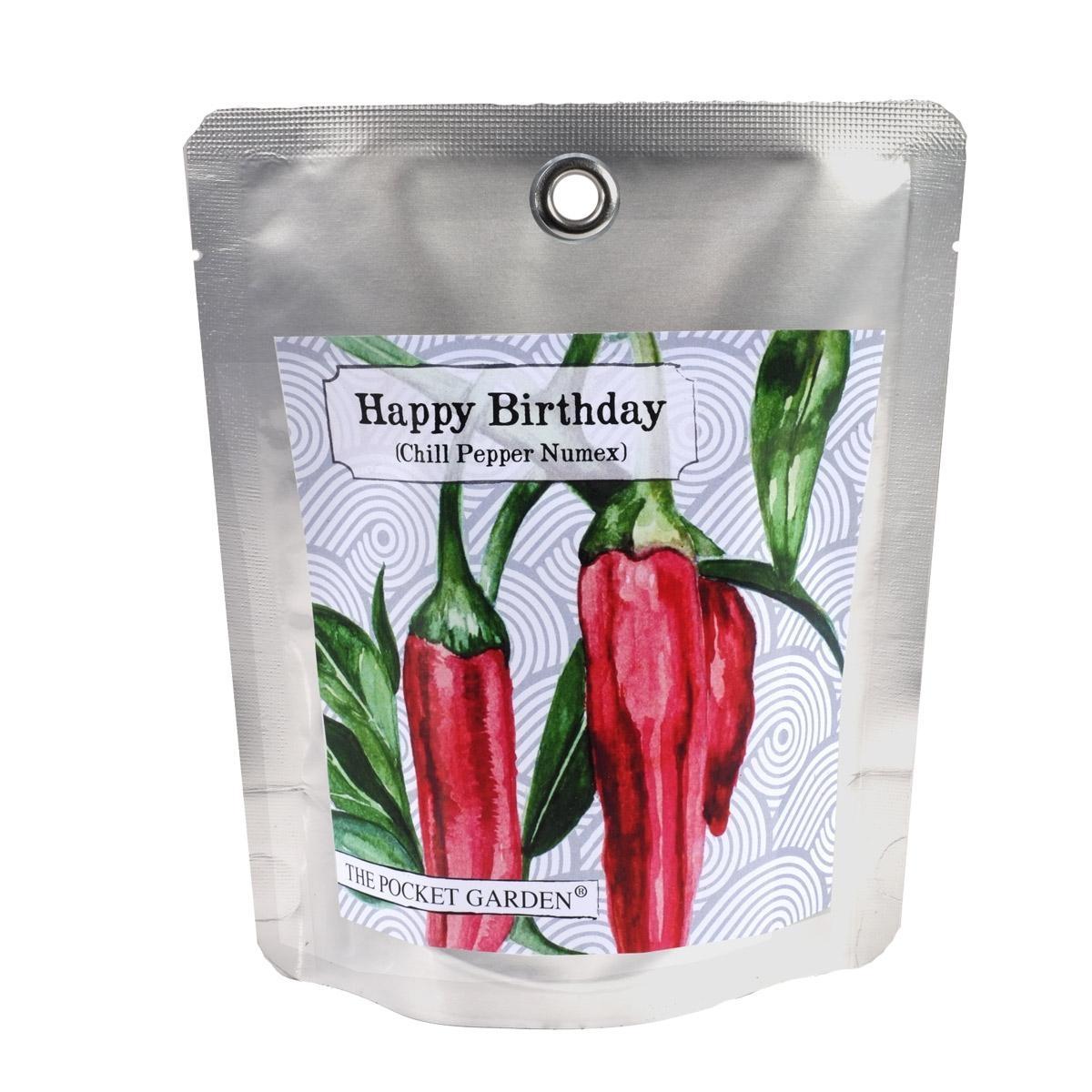 Domácí zahrádka Canova Pocket Garden - chilli papričky