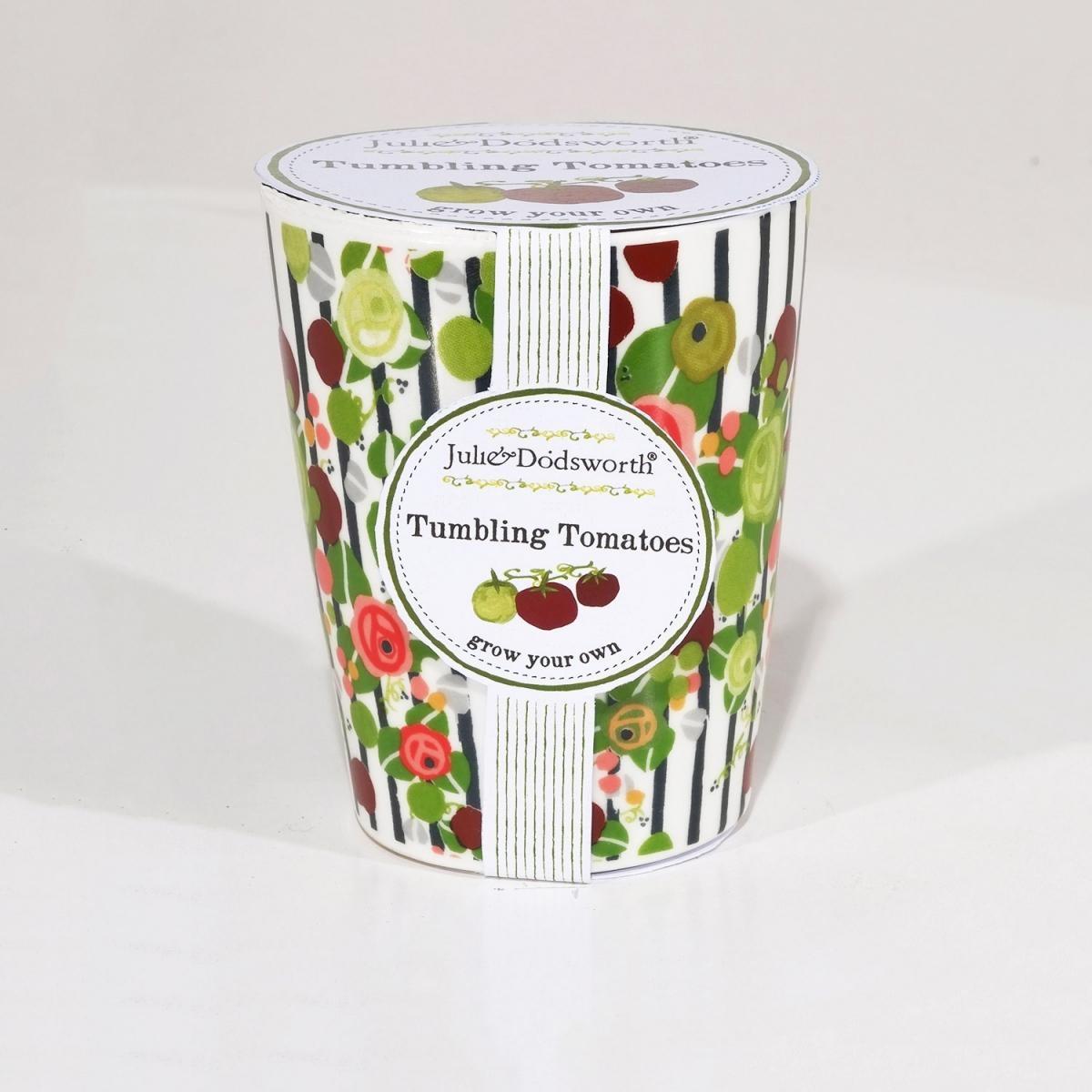 Domácí zahrádka Canova Julie Dodsworth - cherry rajčata